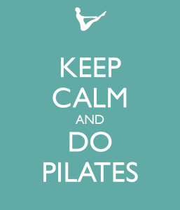 Keep calmanddopilates